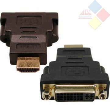 ADAPTADOR DVI HEMBRA-HDMI MACHO CABLEXPERT