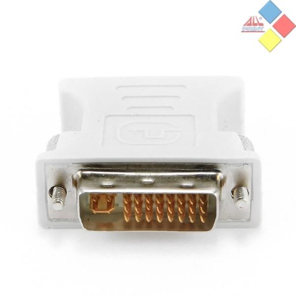 ADAPTADOR DVI MACHO (24 + 5) - VGA HDB15 HEMBRA CABLEXPERT