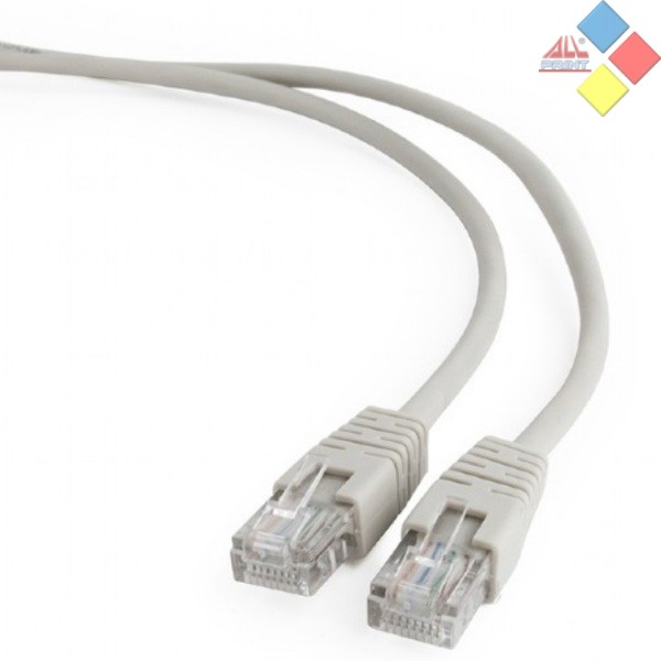 CABLE RED UTP RJ45 1M CAT.5 CABLEXPERT