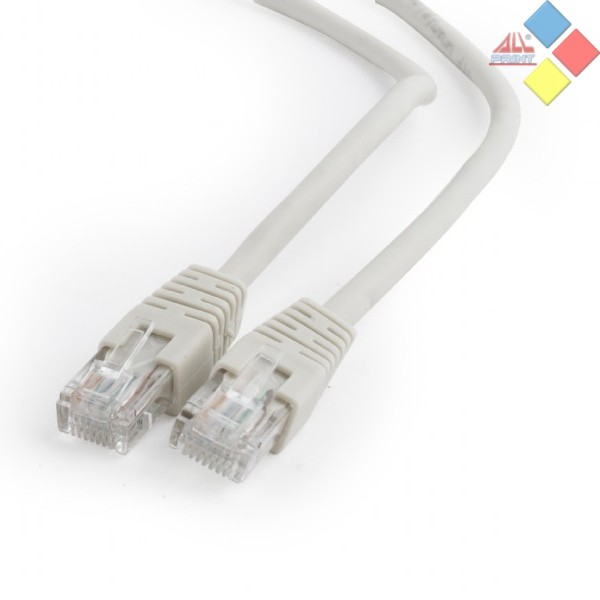 CABLE RED UTP RJ45 1M CAT.6 CABLEXPERT