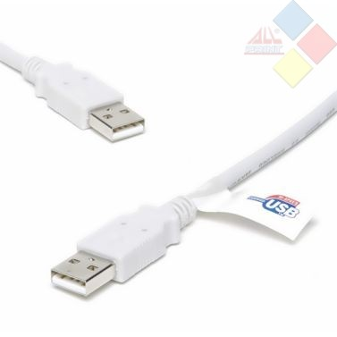 CABLE USB 2.0 3M A-A EQUIP