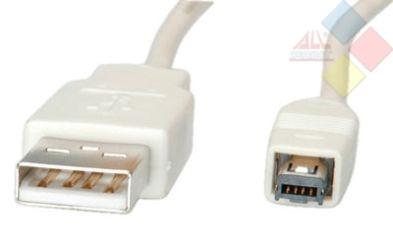 CABLE USB 2.0 TIPO A-MINI HIROSE 1.8M ***LIQUIDACION***