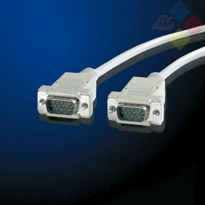 CABLE VGA MACHO-MACHO 1.8M 3GO