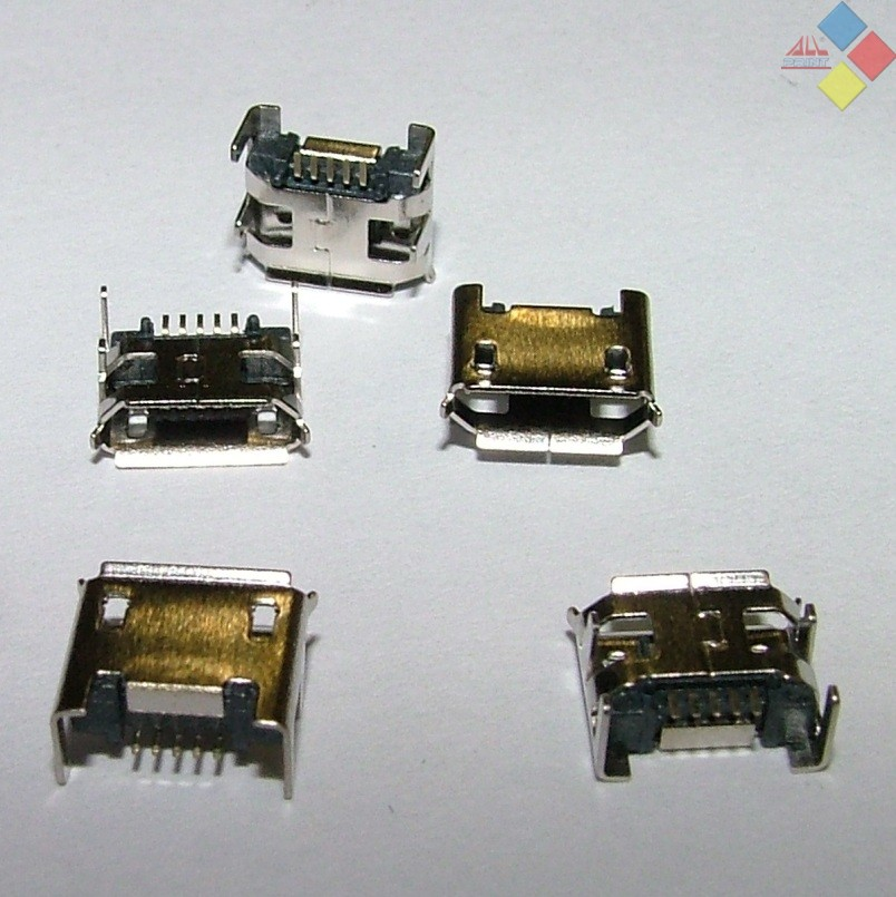 CONECTOR MICRO USB MU13 ***LIQUIDACION***
