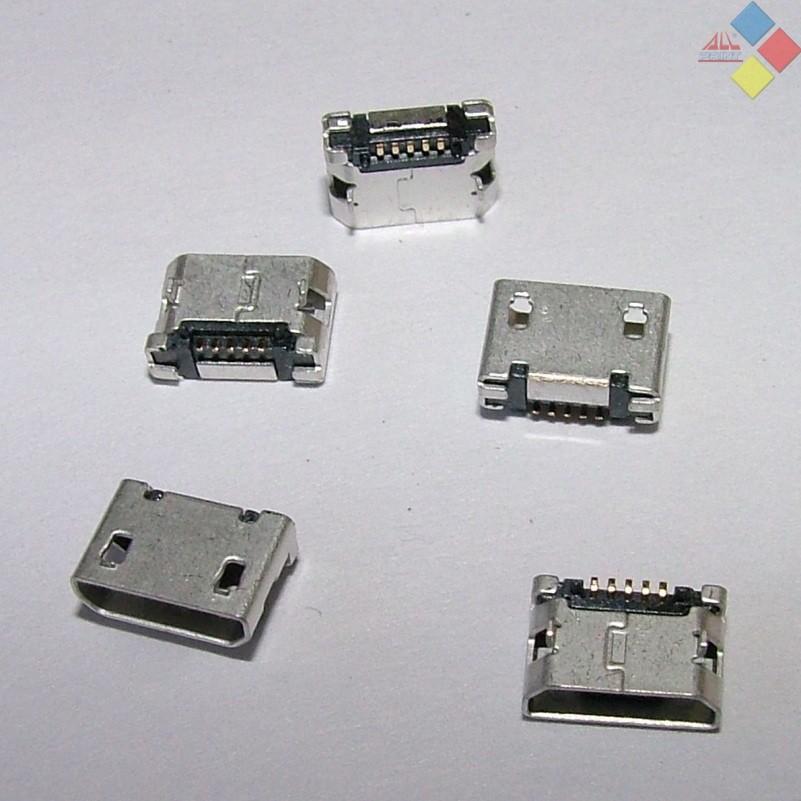 CONECTOR MICRO USB MU15 ***LIQUIDACION***