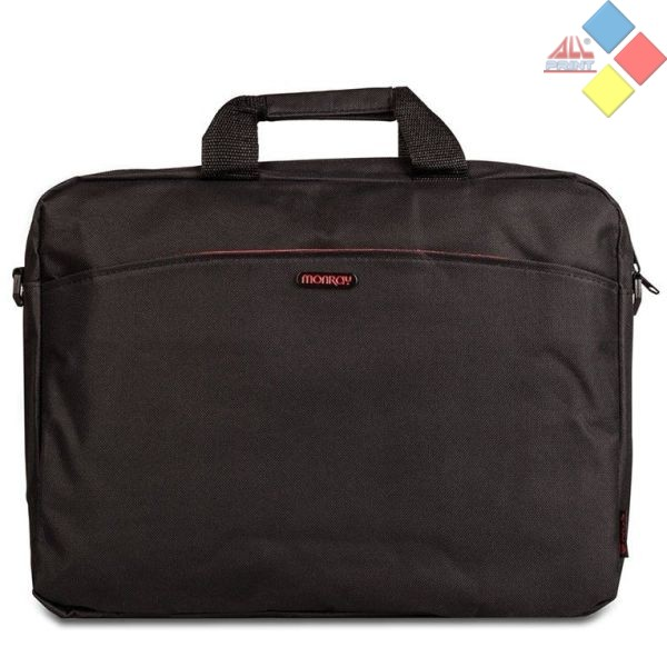 "MALETIN PORTATIL 15,6"" MONRAY ENTERPRISE NEGRO"