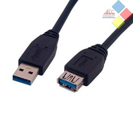 PROLONGADOR USB 3.0 1.8M CABLEXPERT