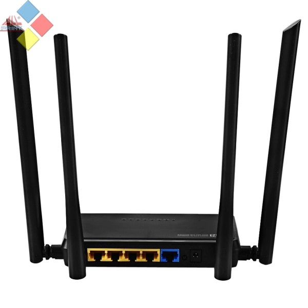 ROUTER WIRELESS TALIUS 300MBPS RT-300-N4D