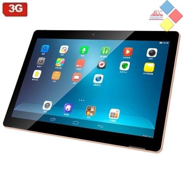 "TABLET INNJOO F104 10.1"" QC 1GB RAM 16GB ROM DOBLE CAMARA / 3G / BLUETOOTH DORADA"