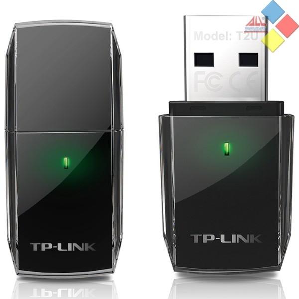 TARJETA RED DUAL USB WIRELESS TP-LINK ARCHER T2U DUAL BAND / 600 MBPS