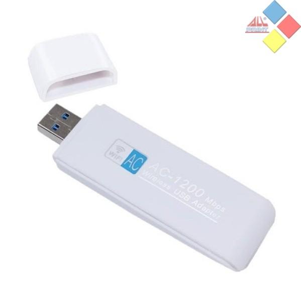 TARJETA RED USB WIRELESS KASDA KW5316 DUAL BAND 1200 MBPS